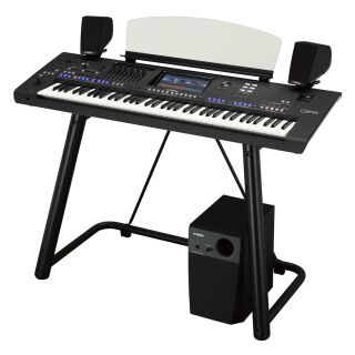 Yamaha Keyboard Entertainer Workstation GENOS XXL neu