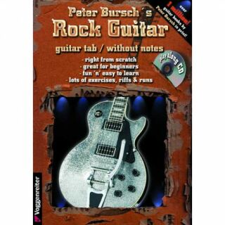 Peter Burschs Rock Guitar neu