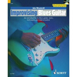 Improvising Blues Guitar neu