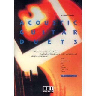 Acoustic Guitar Duets neu