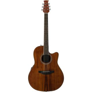 Applaus by Ovation Westerngitarre  AB241IP Vintage on Flame