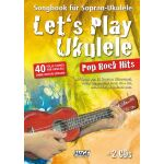 Let´sPlay Ukulele Pop Rock Hits+2CD